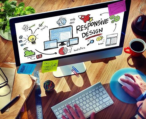 Prachtig responsive webdesign